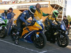 Bikes head out to get MGP 2011 underway
