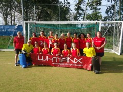 2011 Winning ladies Team