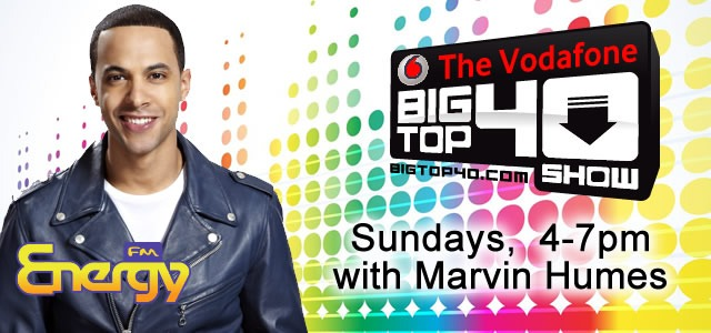 The Vodafone Big Top 40 Show