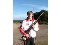 Isle of Man Sports Aid recipient, Ben Kelly