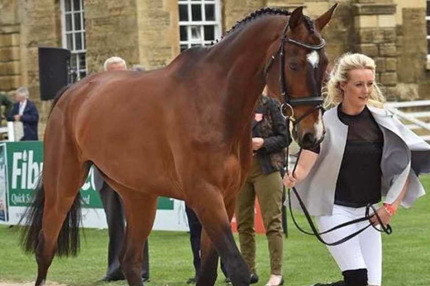 4 Star Beckons For Manx Equestrian Rider Yasmin Ingham Energy Fm Isle Of Man