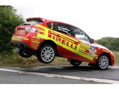 Keith Cronin, Rally IOM Winner 2010