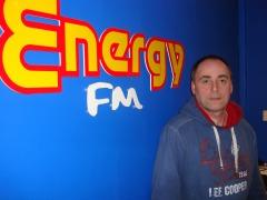 Energy's football Guru John Gartland