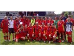 Alannah Hall is part of the Isle of Man Women's Football Team