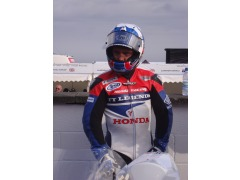 Keith ready to race