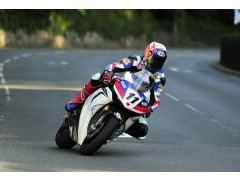 Gary Johnson will be looking for his second podium at this year's TT