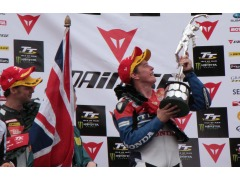 John McGuinness - Top of the podium for a sixteenth time