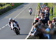 Michael Dunlop on route to top the practice leaderboard