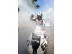 Michael Dunlop takes his 8th TT win