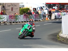 Ryan Farquhar returns to join John McGuinness and Gary Johnson in strong line up