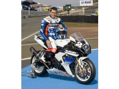 World Endurance star joins Relentless Suzuki by TAS Racing for Mountain Course debut